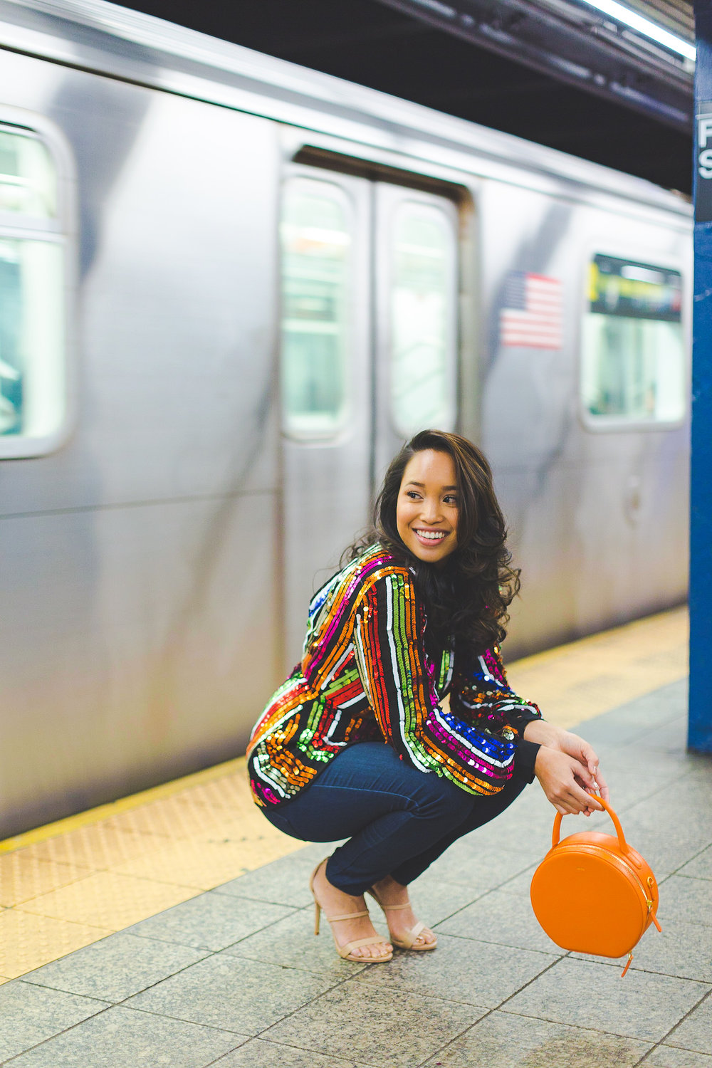 Melanie Sutrathada shares the New York City subway hacks you need to know..jpg