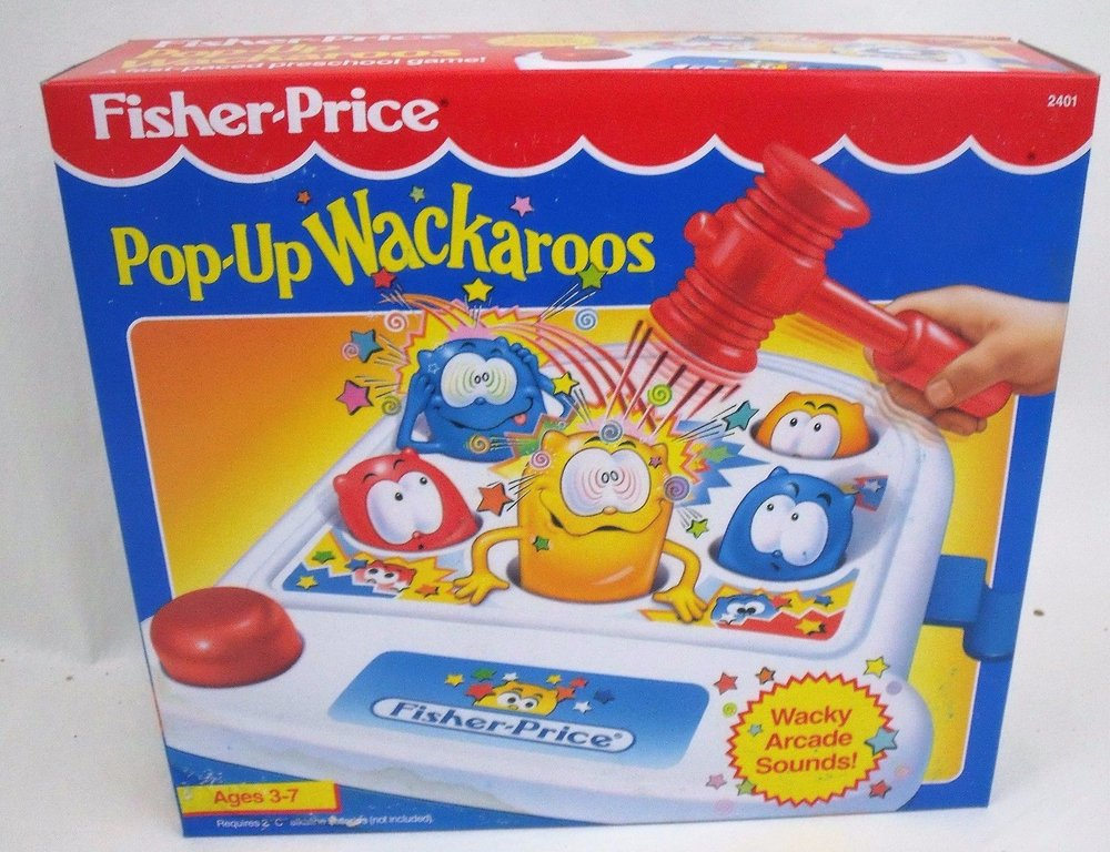 Pop-Up Wackaroos