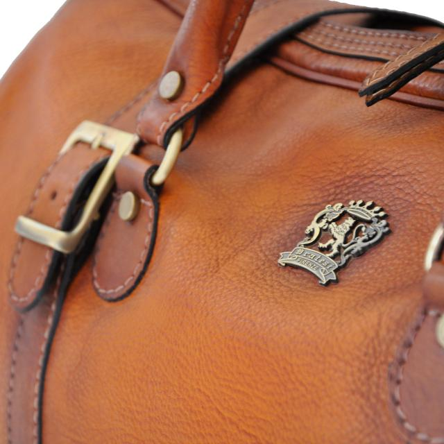 Pratesi 'Perit Moreno' Luxury Italian Leather Travel Bag