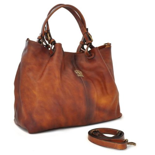 71a248ae6f Pratesi  Collodi  Luxury Designer Italian Brown Leather Shoulder Bag