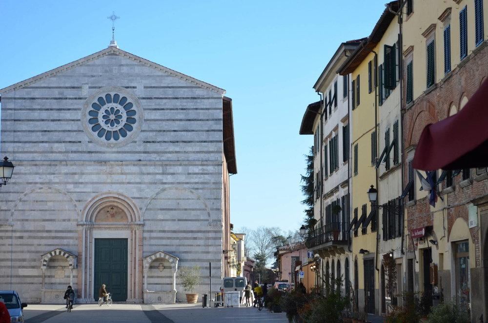 Centro Storico Lucca - Il Duomo