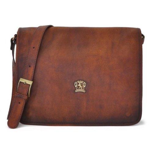 bf64dcb1440f Pratesi  Val D Orcia  Italian Leather Messenger Bag — Bags   Arts