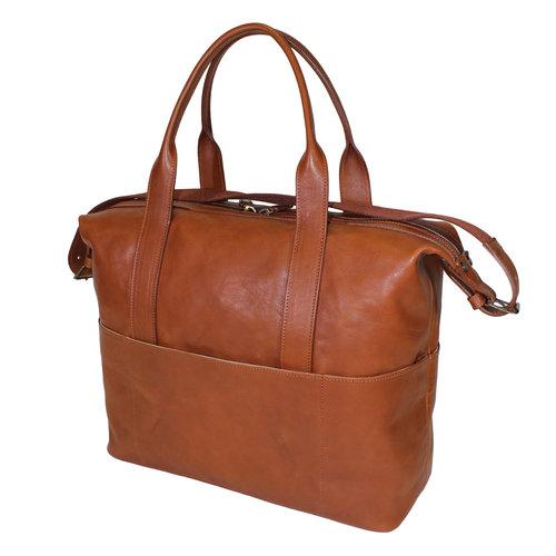 0424341e15f1 Terrida  Bernini  Luxury Italian Leather Travel Bag — Bags   Arts
