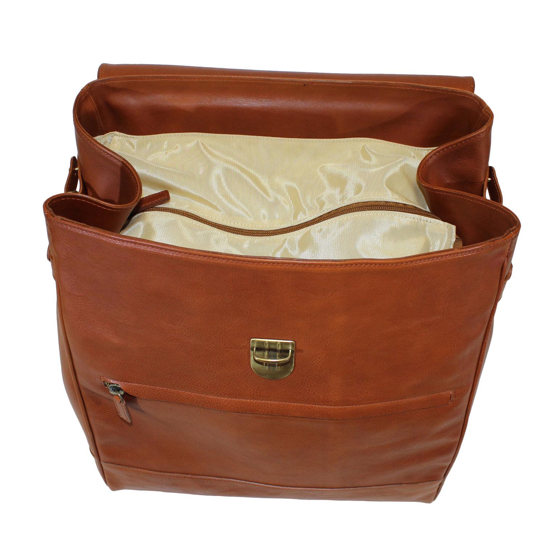 b1b1d1fde6e9 Terrida  Michelangelo  Luxury Italian Leather Trolley — Bags   Arts