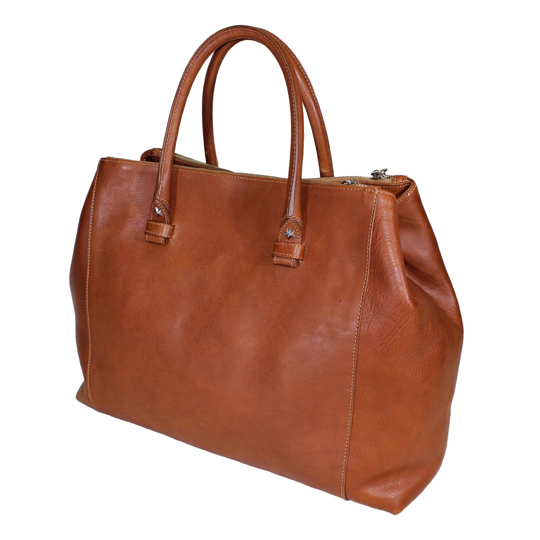 c392c6ed0a0 Terrida 'Raffaello' Italian Leather Handbag, Grab Bag — Bags & Arts