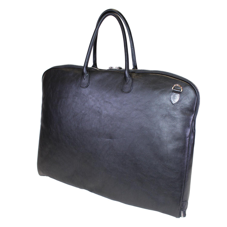 68421c319dcb Terrida  Caravaggio  Italian Leather Garment Bag