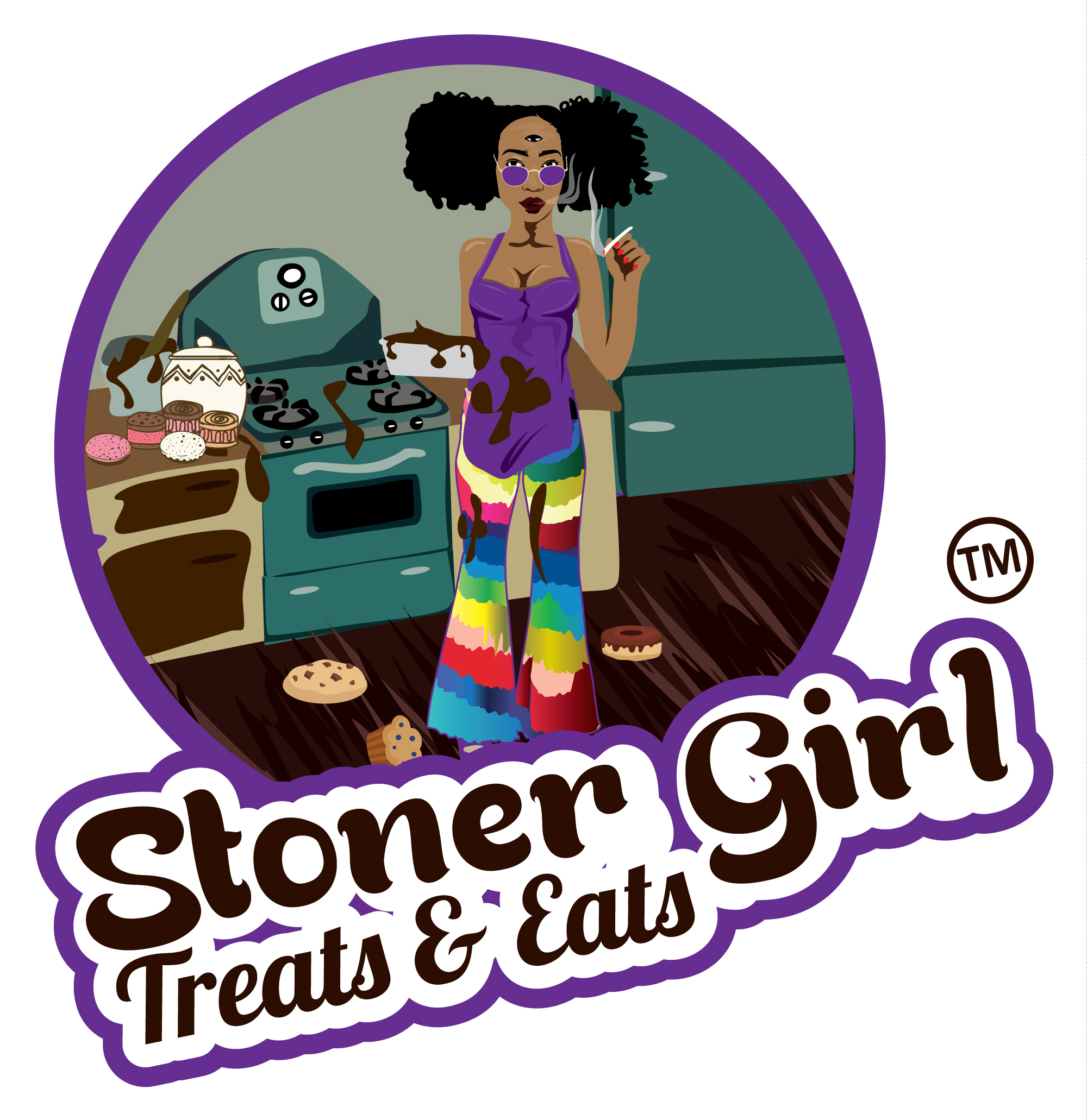 Stoner Girl Treats & Eats