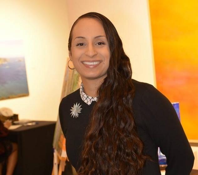 Crystal Sanders - Marketing Chair