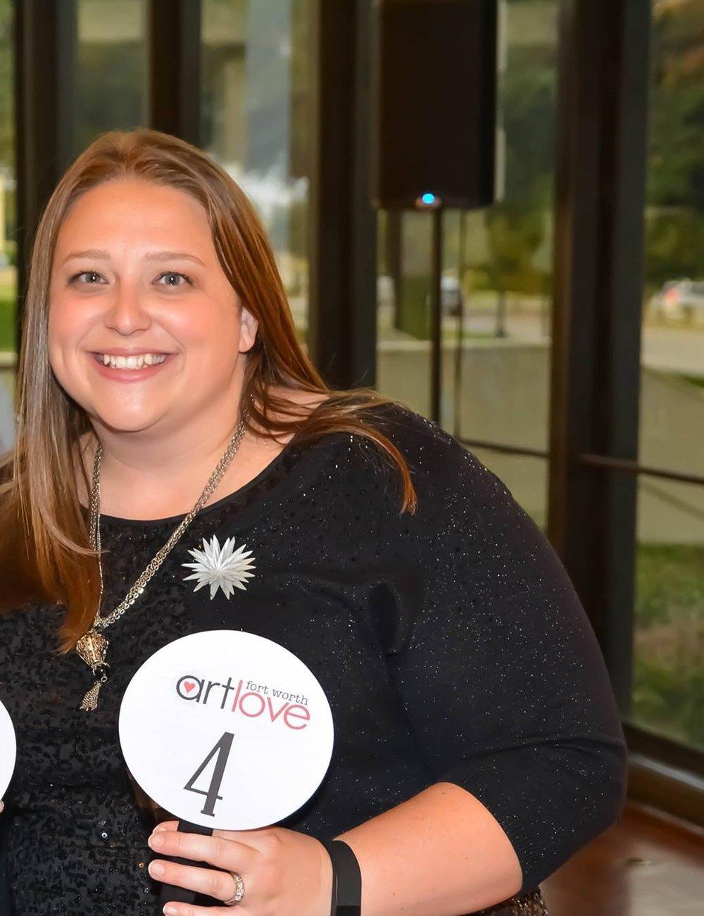 Leslie Ford - Volunteer Chair