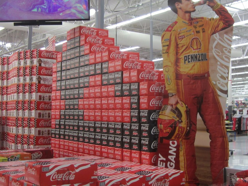 Charlotte, NC - Coca-Cola 600: May 24-27