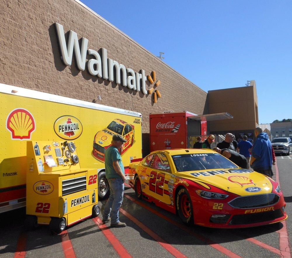 Walmart Merchandising - 2018