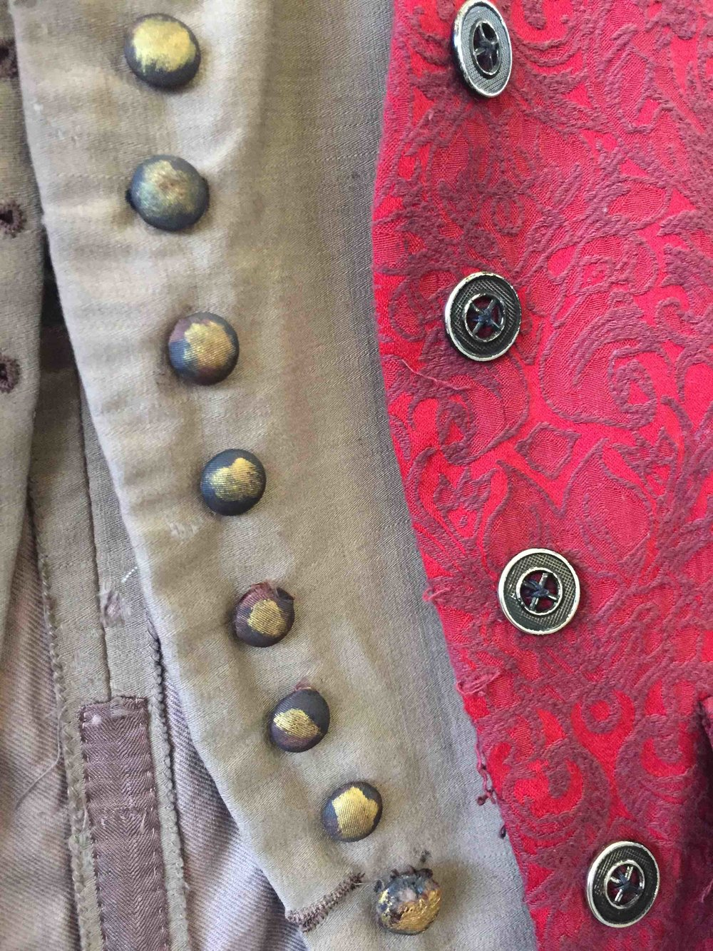 Detail for Pirate Girl, Ben Von Wong Photo Shoot