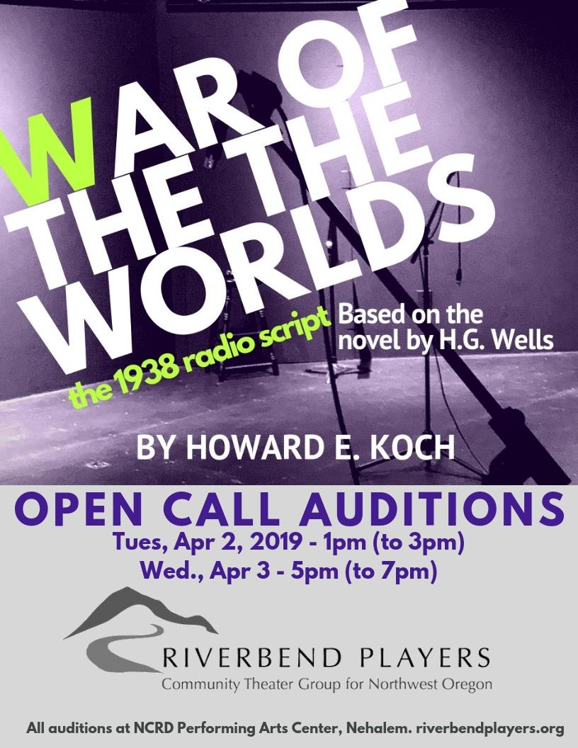 Classic radio play coming to NCRD Nehalem, OR -