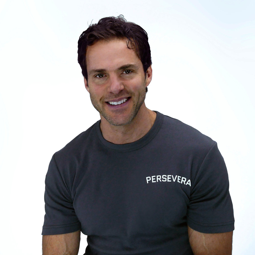 Personal Trainer NYC Persevera Jim Clarry