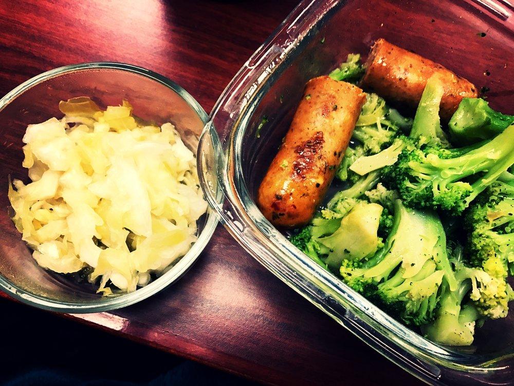 madrediem fasting lunch