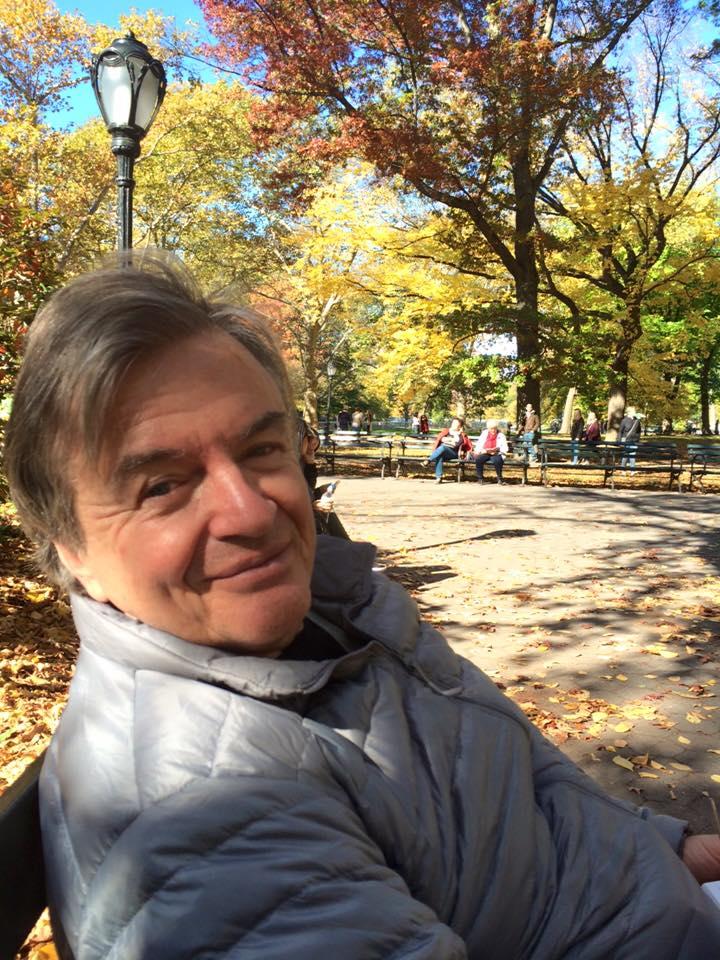 Roger Carlisle