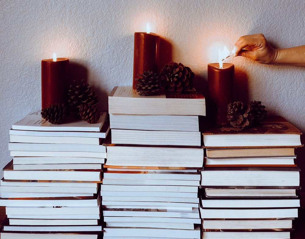 Bookish Community Blog - A little corner of book-lovers and readers from around the world