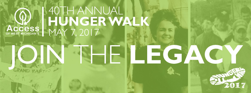 Visit the official Hunger Walk page for more details.