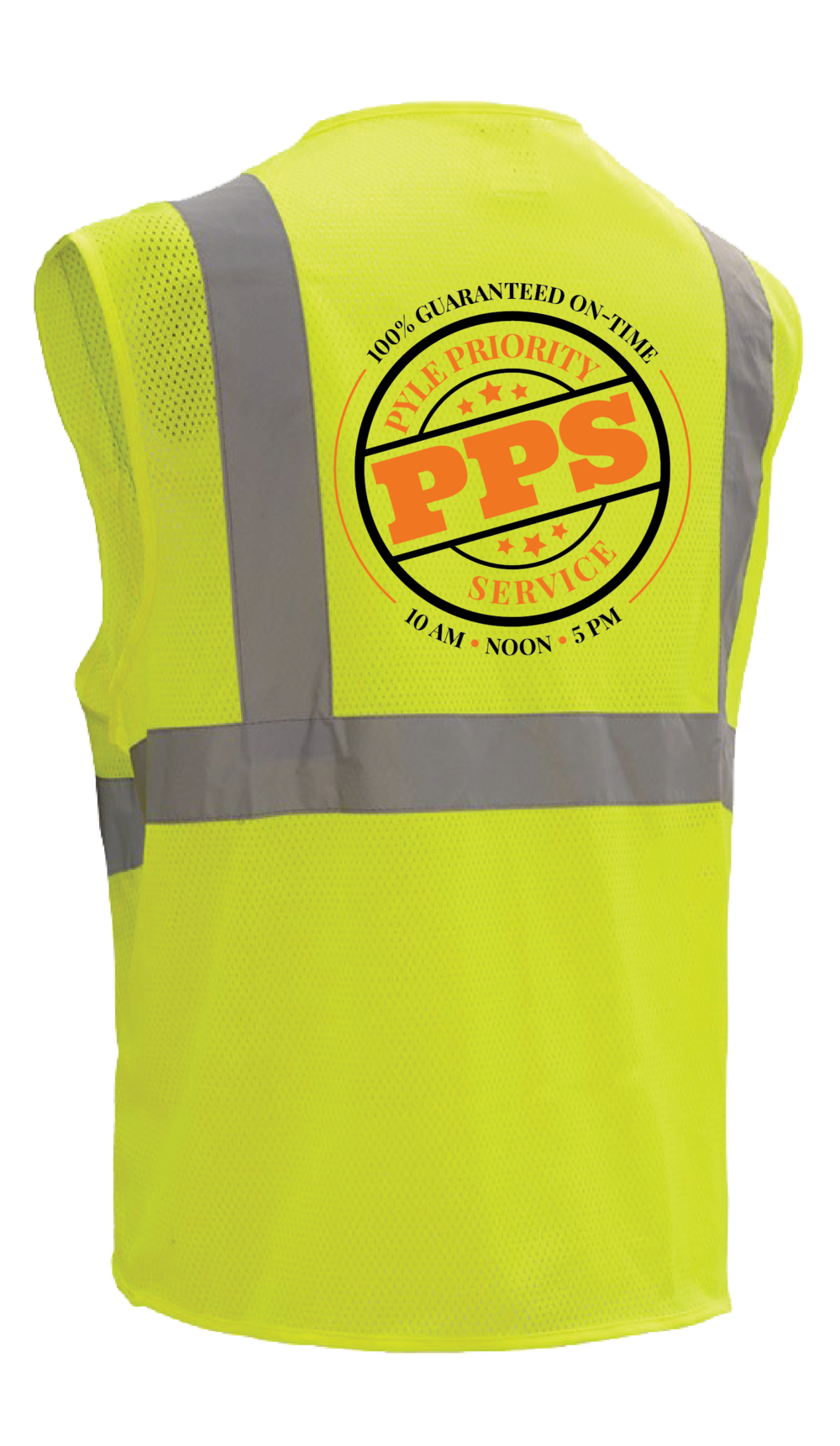 Safety Vest Design