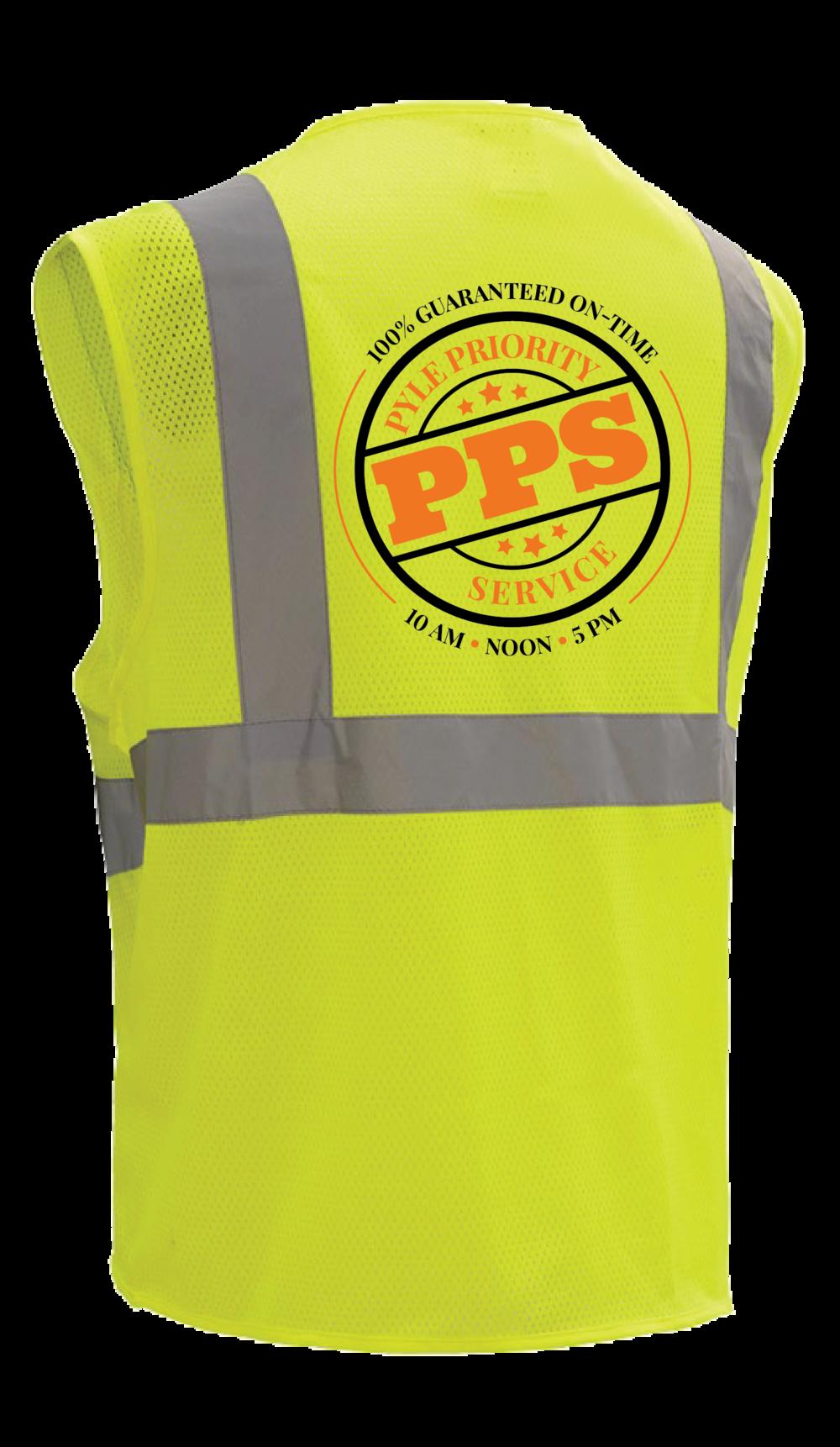 Safety Vest Design