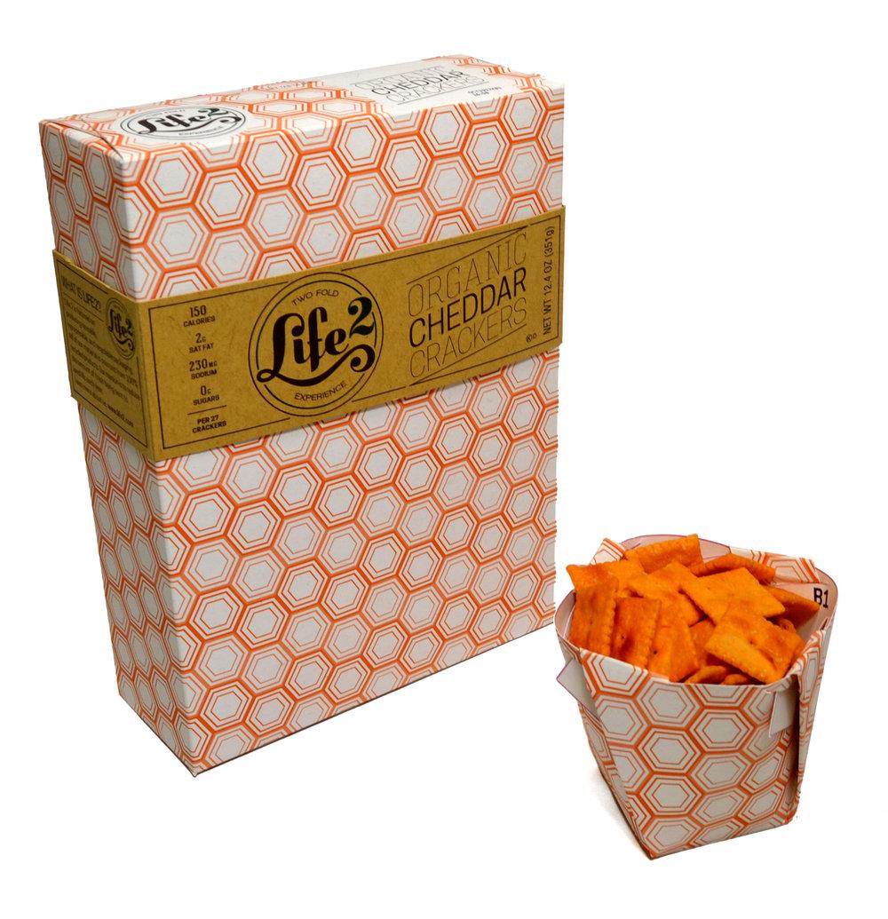 Crackers - Life 1 & 2