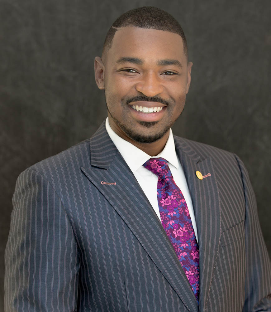 JOSHUA COLE - Meet the candidate: Joshua ColeJoshua Cole, the