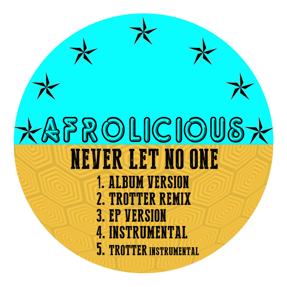 Never Let No One - EP (2014)