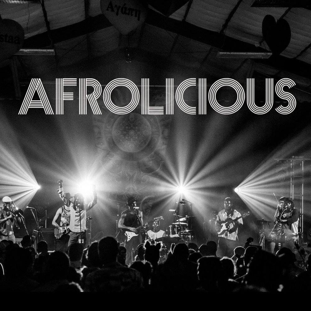 Afrolicious @ High Sierra 2017 Late Night with Galactic