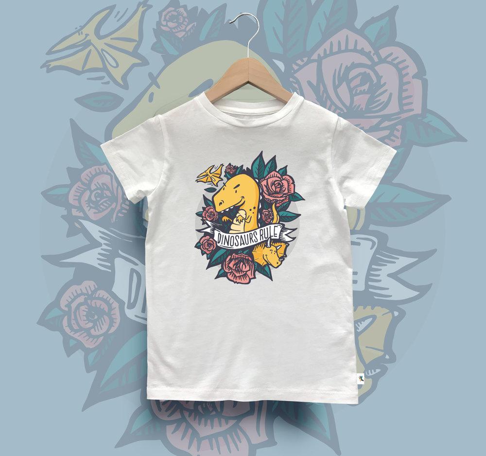 T-Shirt Mock-Up Imagination dinosaur.jpg