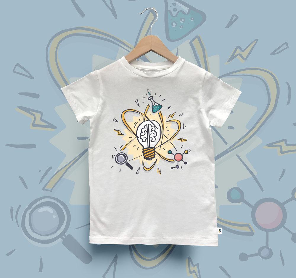 T-Shirt Mock-Up Imagination science.jpg
