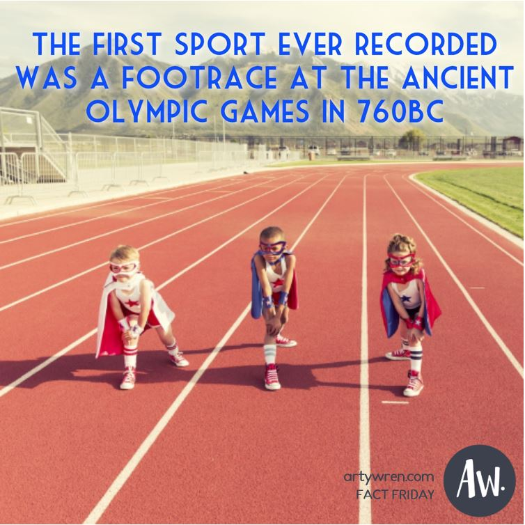 Fact Friday_Sport_First Sport Recorded.JPG