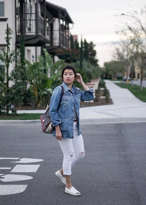 068a74a8ed8f Must have piece for an Effortless chic look - Denim Jacket — Phoebelous