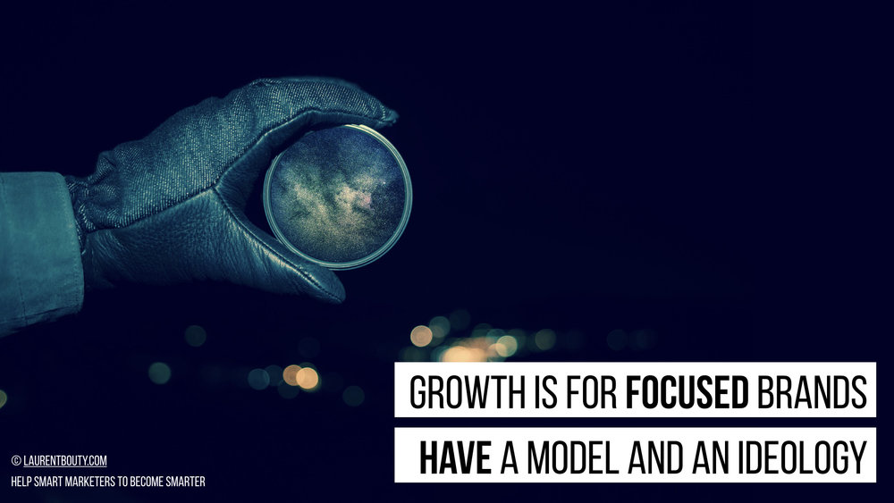Growth is For Focus Brands