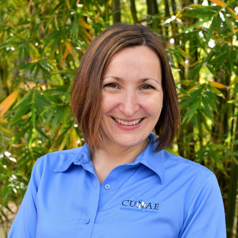 Celine Barcak - Assistant Director; Business & French   Joined Cunae: 2011   Masters of Business Association                               Masters of Commerce                                                   Bachelor of Commerce                                                    Child Development Associate Credential                 International Baccalaureate Certification in PYP  For a more detailed profile,  click here.
