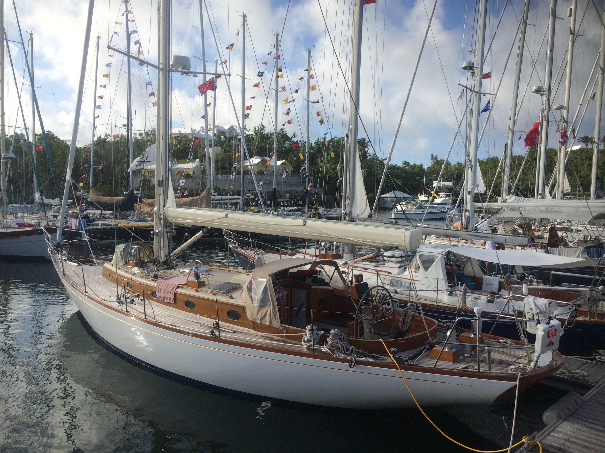 In Bermuda