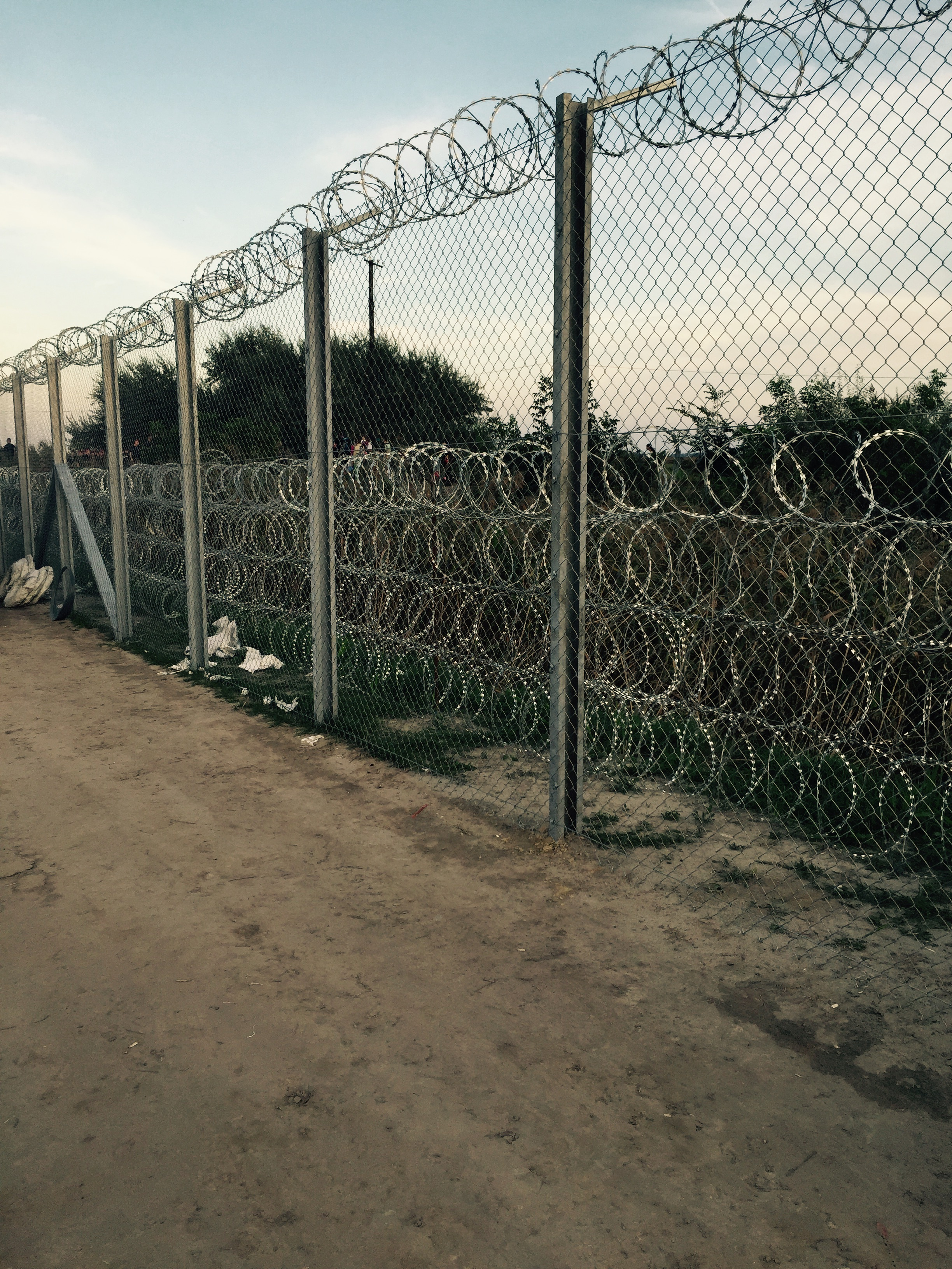 1. The Fence