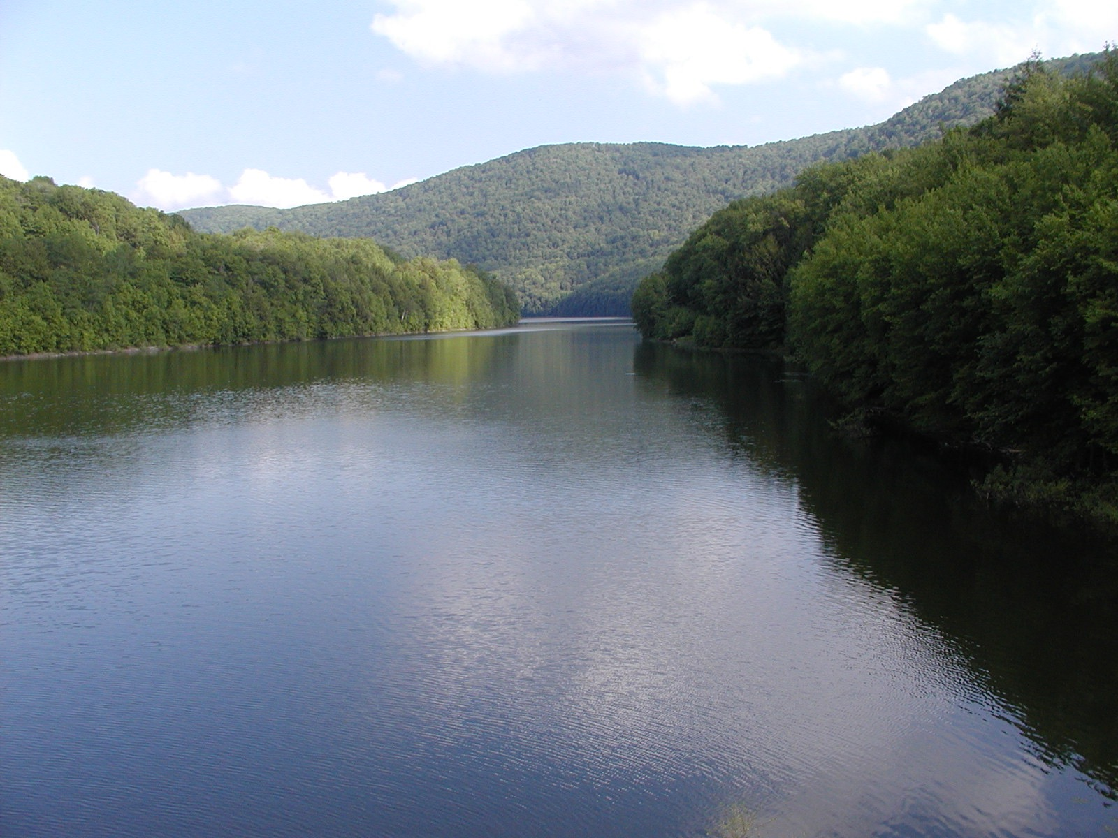 Canonsville Dam, Source of New York City water