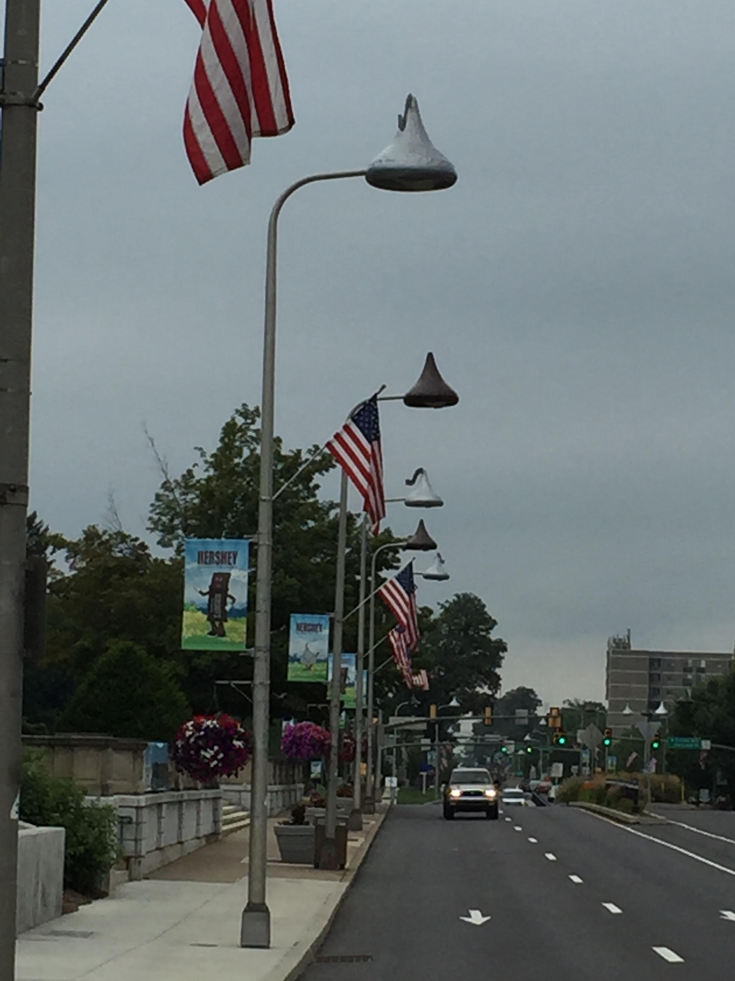 Chocolate Avenue, Hershey, Pa.