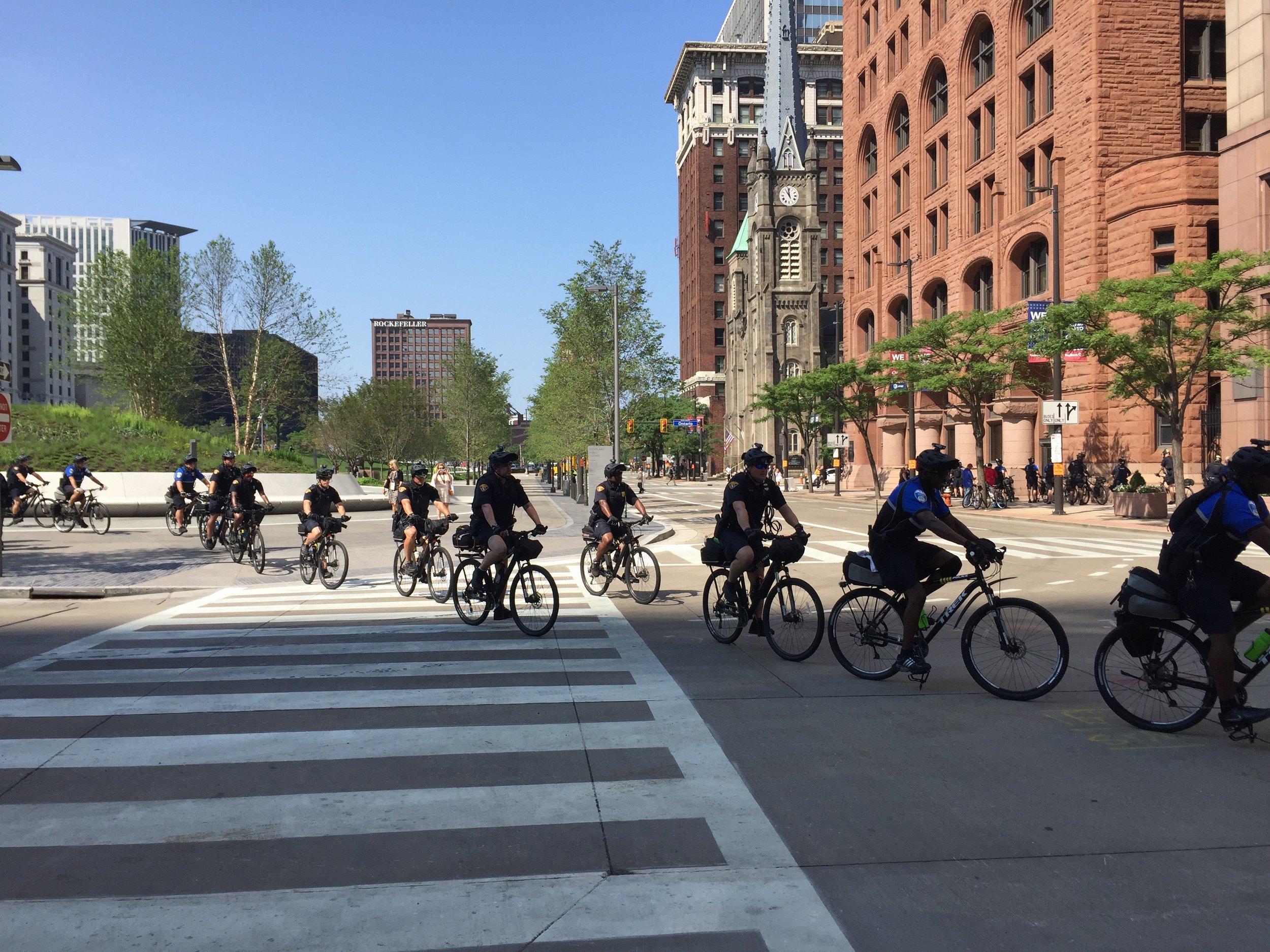 The Bicycle Patrol