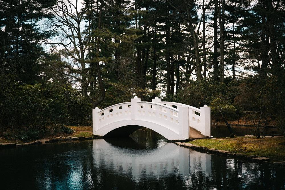 Andrea Van Orsouw // Ryan Longnecker 01 // White Bridge