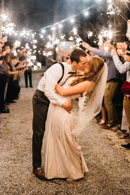 Brittany Meeker // Custom Preset // Sparks of Love