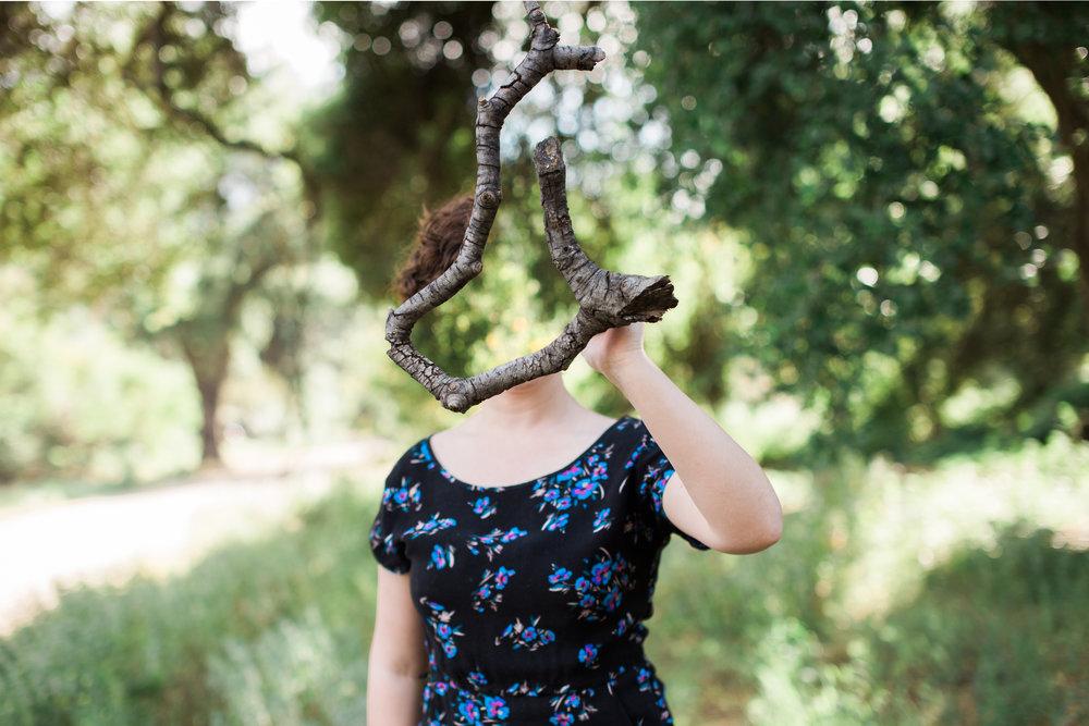 Holly Castillo // Mastin Fuji Blue //Trying to Be a Surrealist