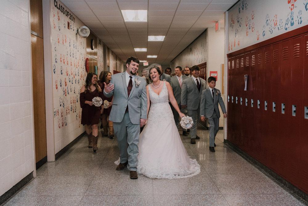 Kierra Mellenthn // LXCN 03 // High School Sweethearts