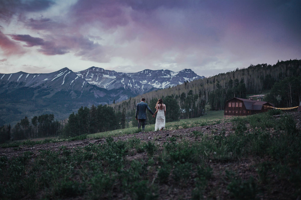 Jenne Anne // Custom Preset //So today's wedding in Telluride was alright I guess