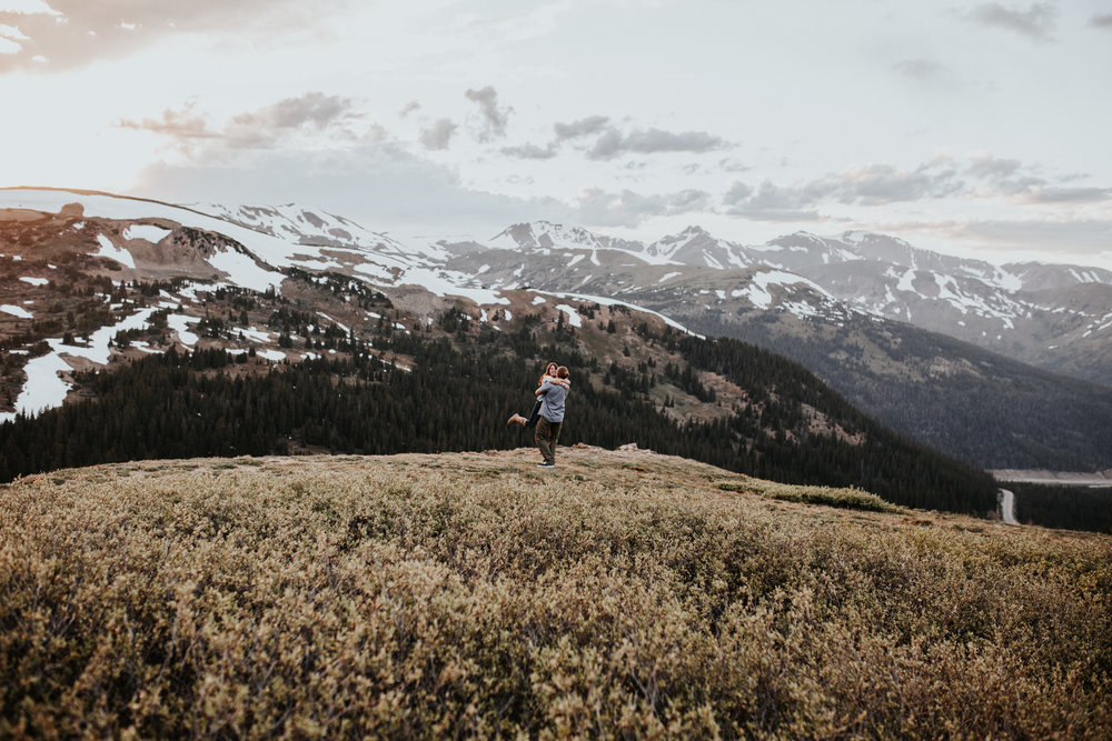 Jo Spivey || Dawn Charles Original pack || Loveland Pass || @jotspivey