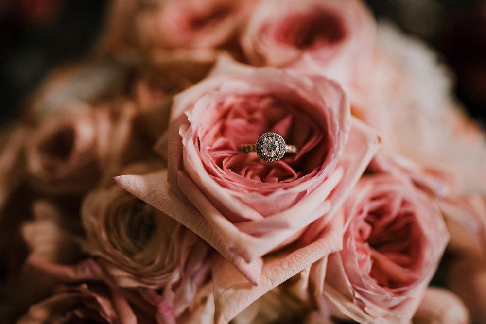 Chelsea Moudry // LXCN // Rings + Roses