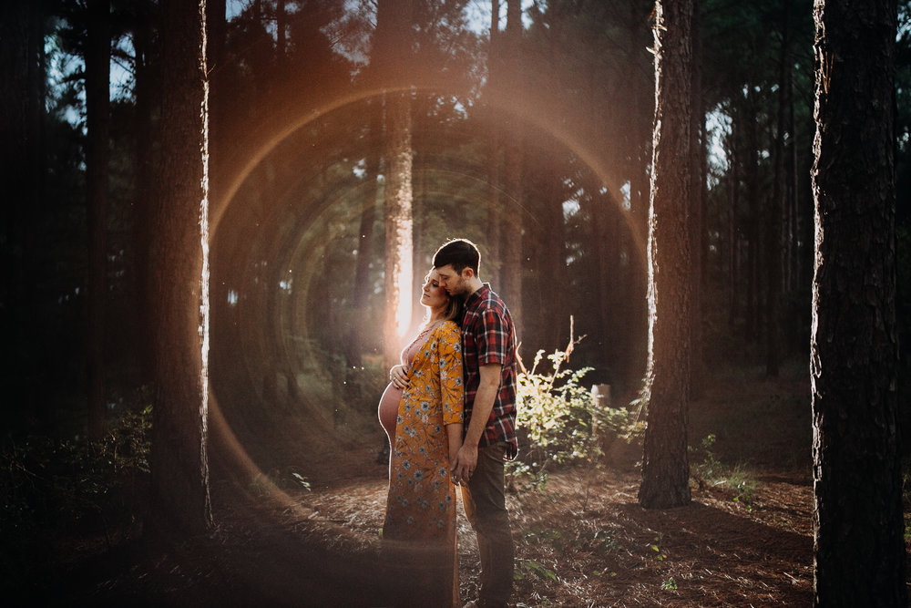 Hannah Hix // Tribe Archipelago LKO // Forest Light