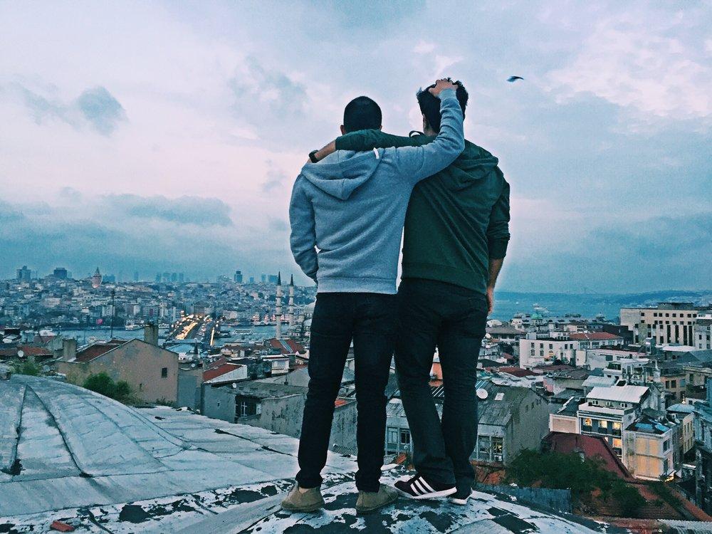 Brotherhood - Istanbul, Turkey