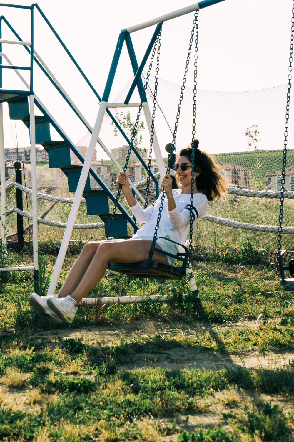 Swing your problems away