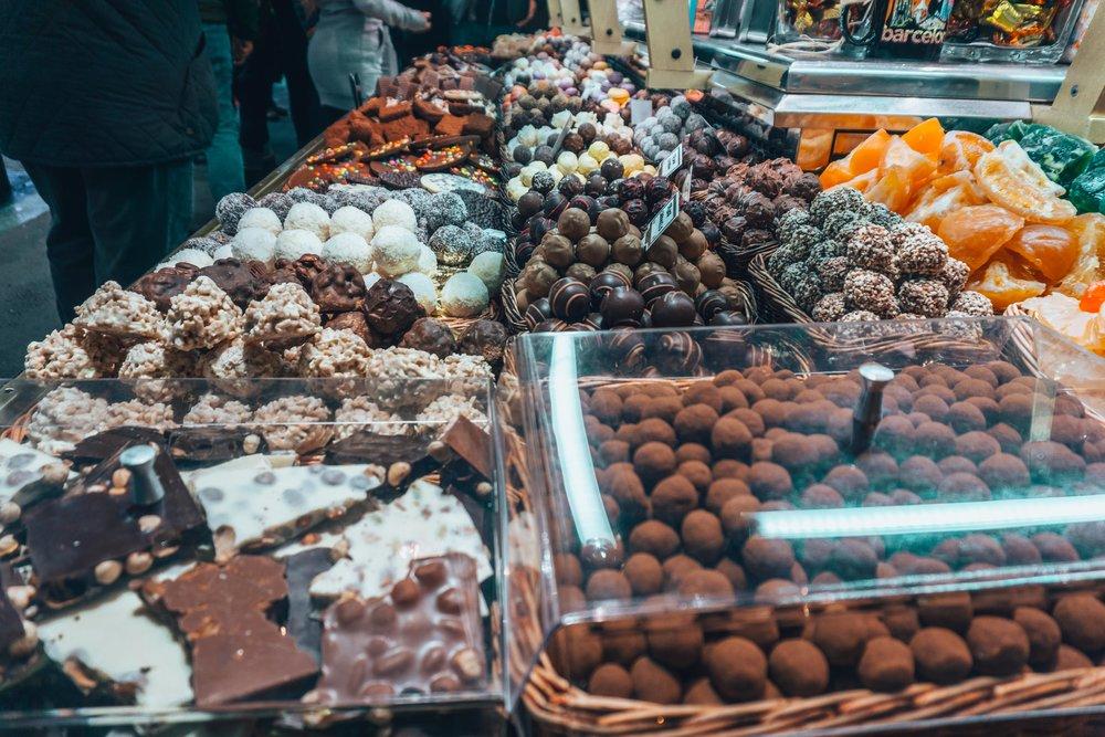 La Boqueria Market, Barcelona - A Foodie's Paradiseket, Barcelona - A Foodie's Paradise